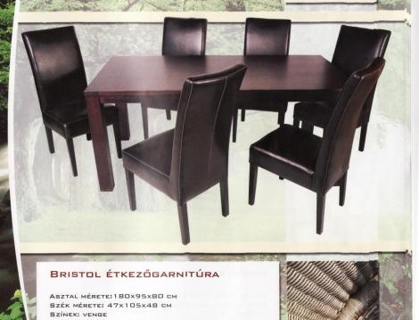 Képgaléria étkező bútorok